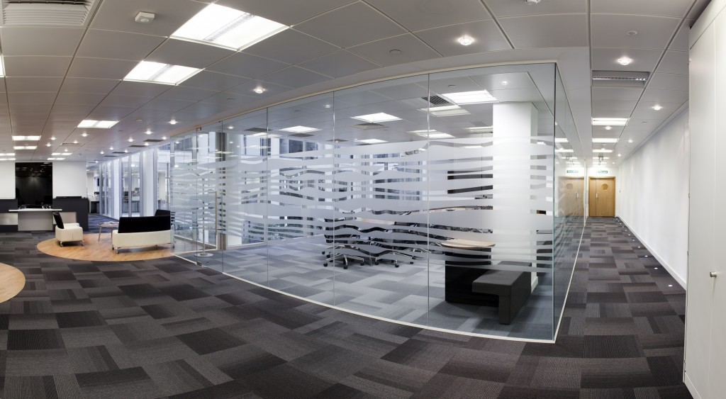 Commercial office fit out services in surrey novex solutions for Office fit out companies