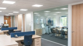 Case Study: REG office space