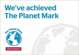 The Planet Mark Achievment for Novex Solutions