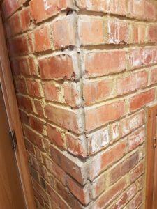 Fake Brickwall Faux Pas