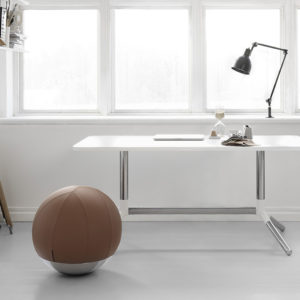 Exercise ball for the office, Boullee Kinnarps