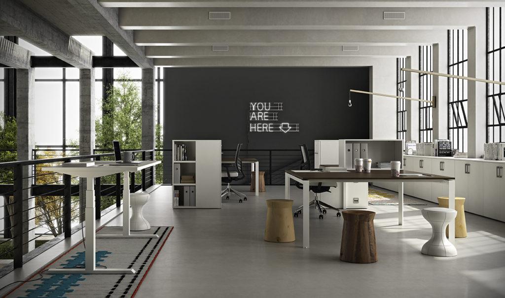 Sagal Office flexible furniture environment