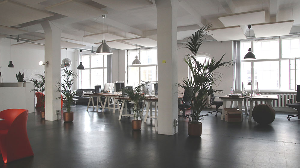 Open office space design for the generations and millennials