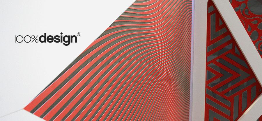 100% Design Banner