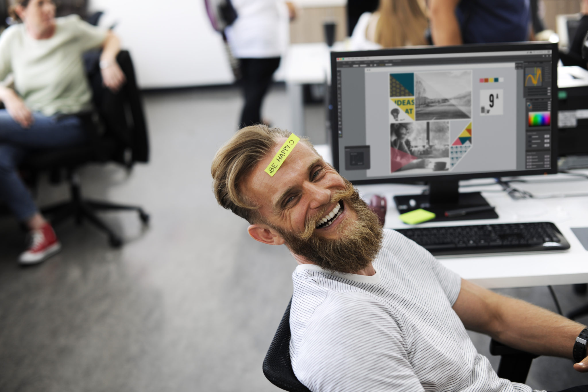 Leasing your dream office for happy employees