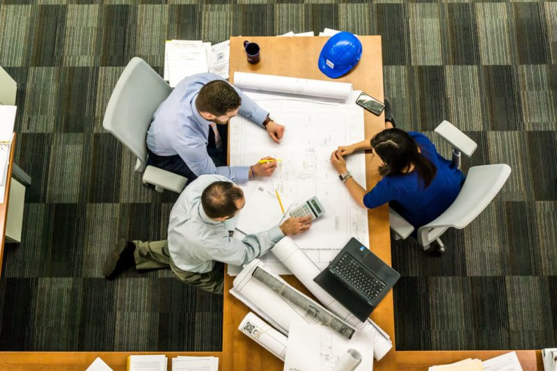 full office fit-out project management