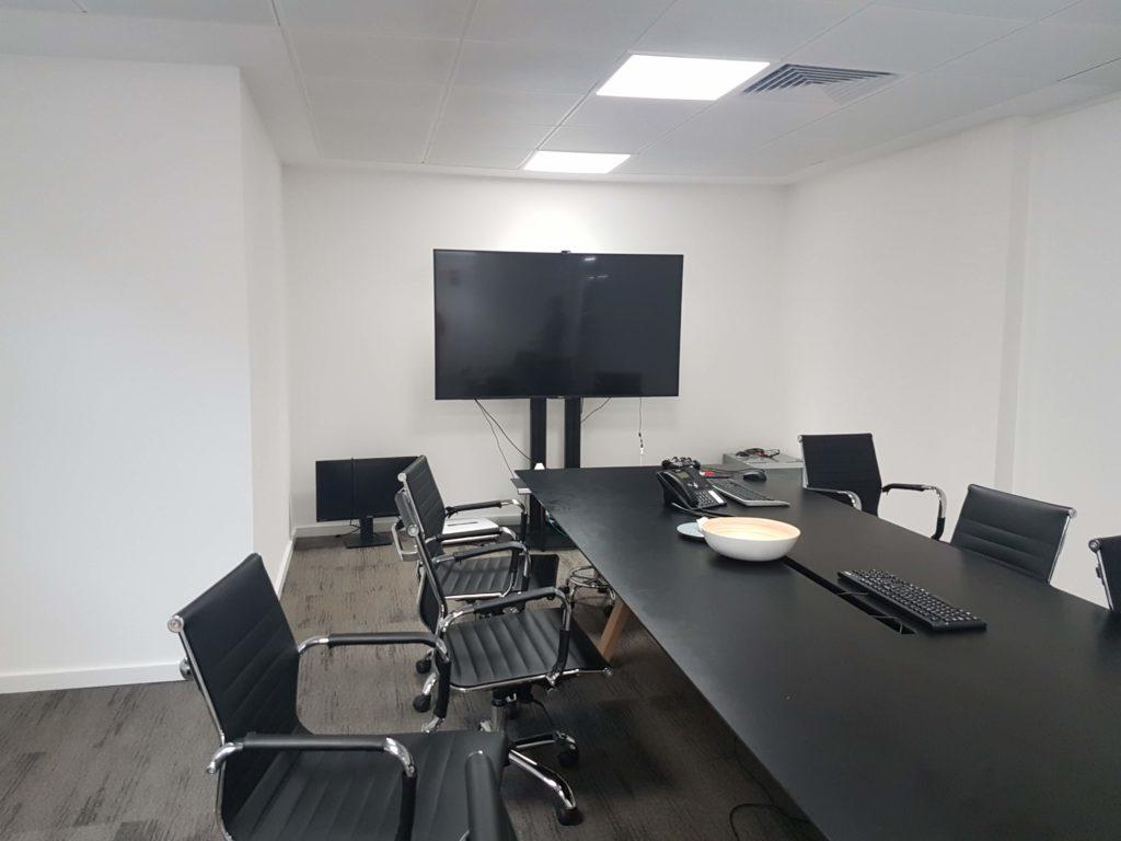 Boring Meeting Room