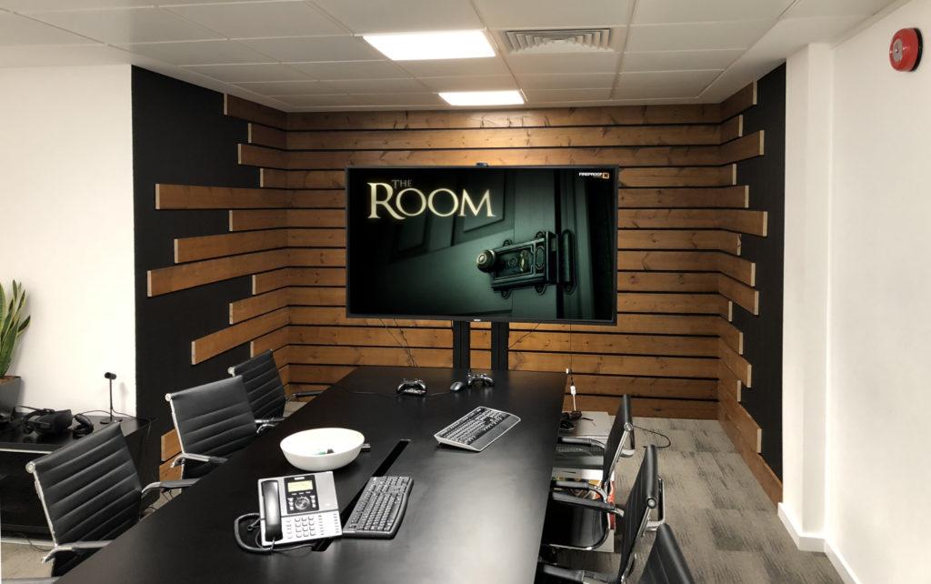 Gaming Meeting room