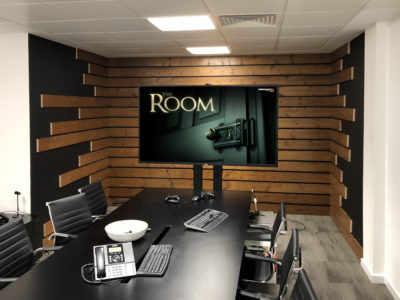 Gaming Meeting room decoration