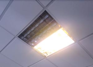 florescent light